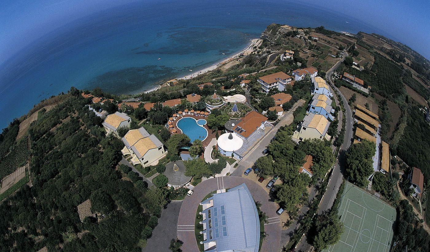 Panoramica del Villaggio