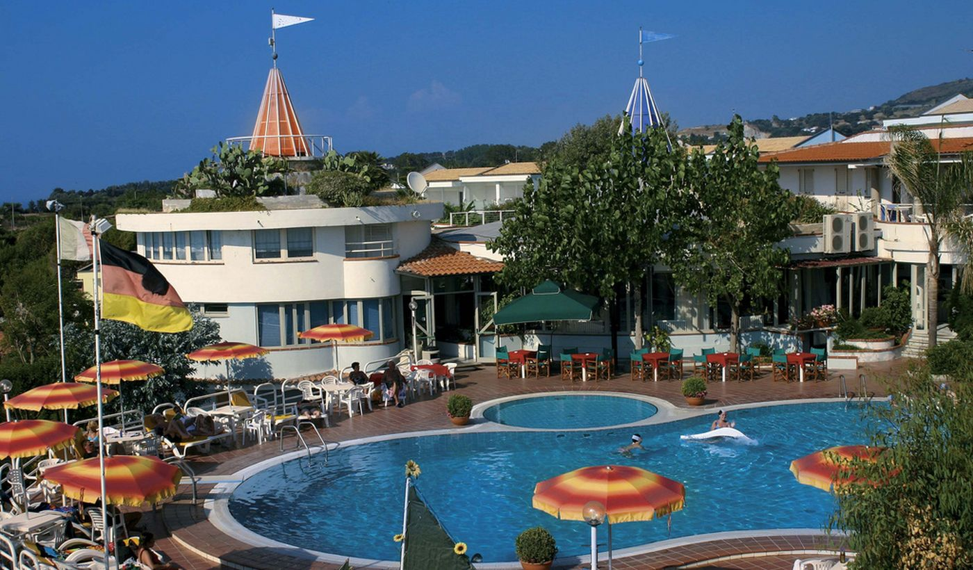 Feriendorf in Kalabrien mit Pool