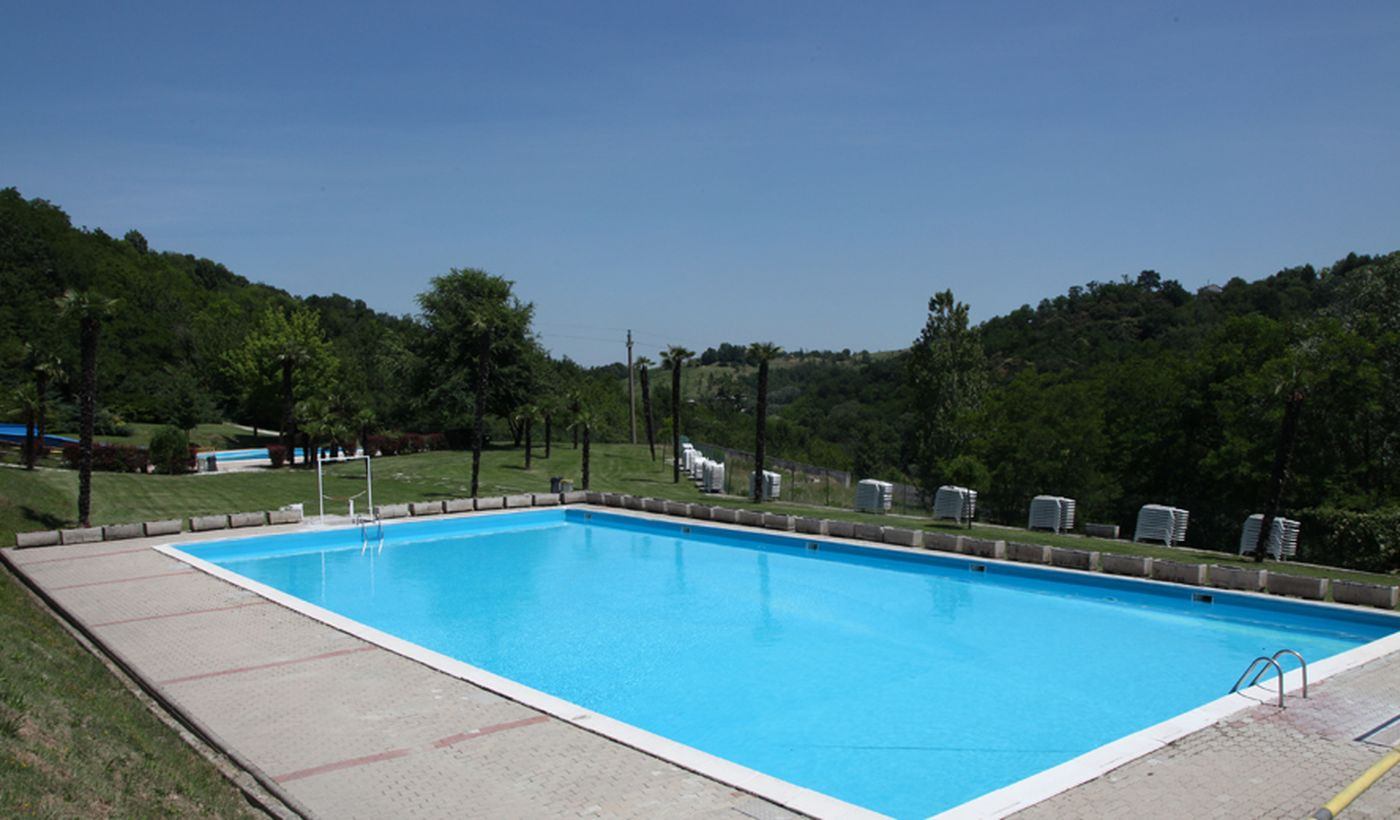 Camping avec piscine en Émilie-Romagne