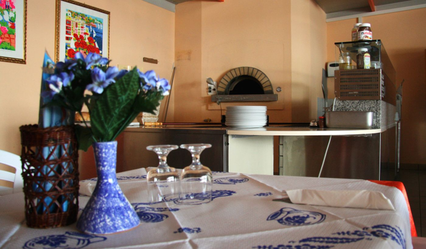Il ristorante del Camping Adriatico