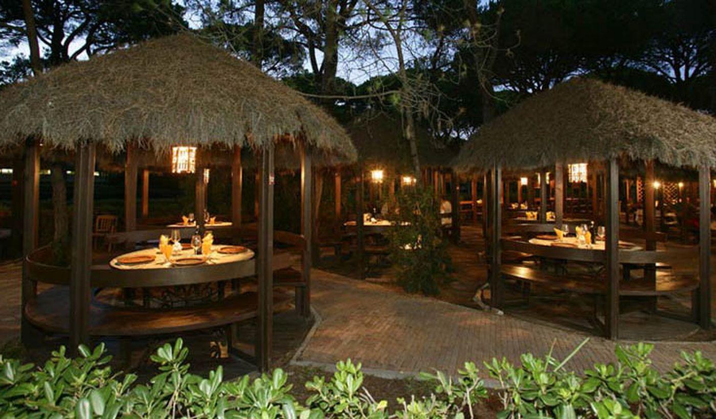 Camping mit Restaurant