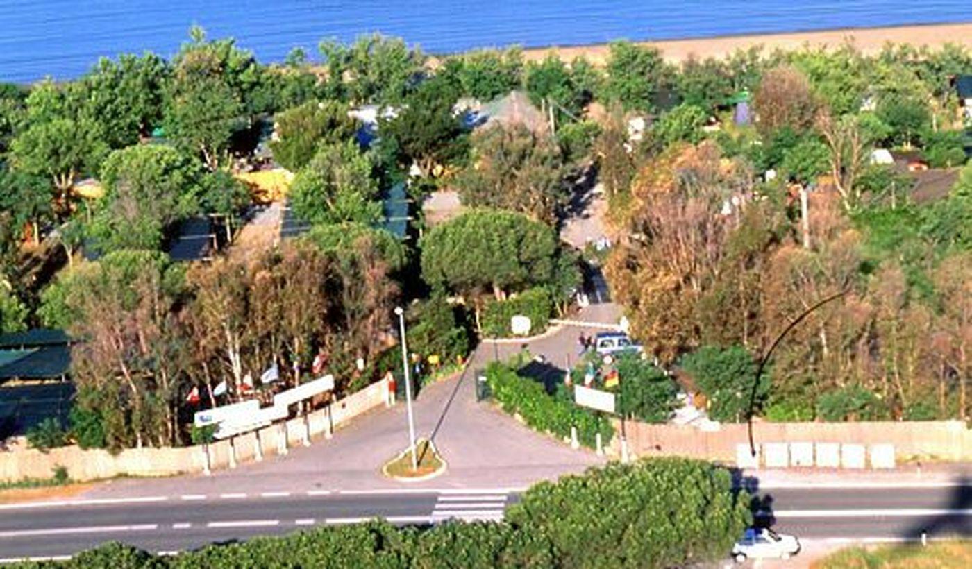 Campeggio Baia dei Gabbiani