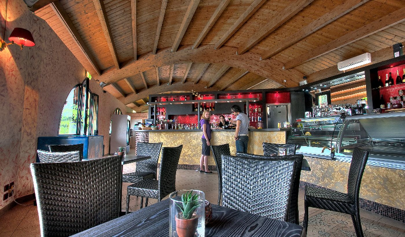 Camping Village con bar