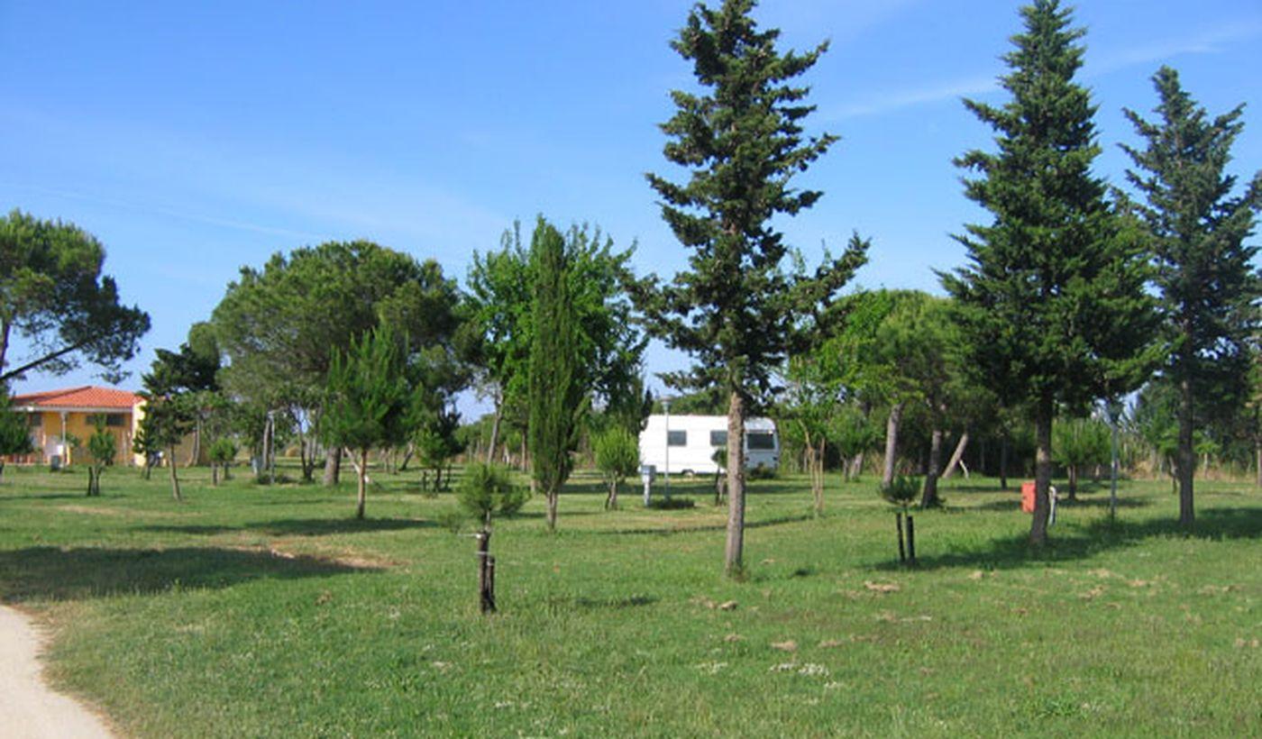 Camping in Sardinien