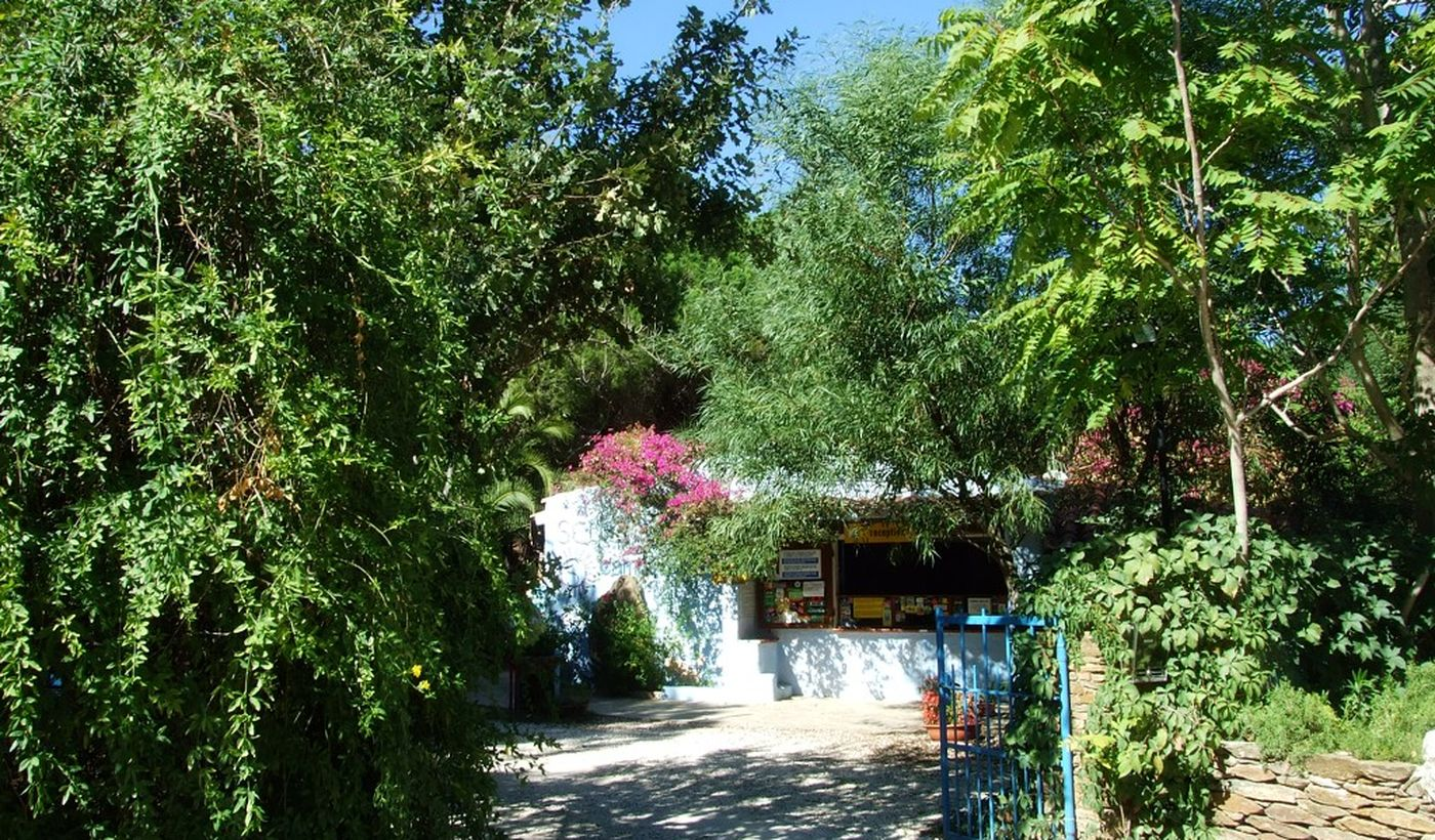 Camping Selema in Sardinien