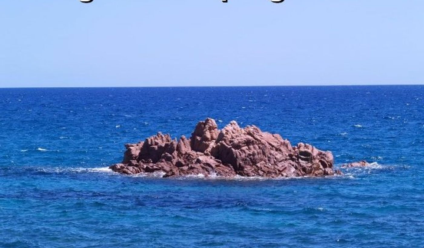 Das Meer in Sardinien