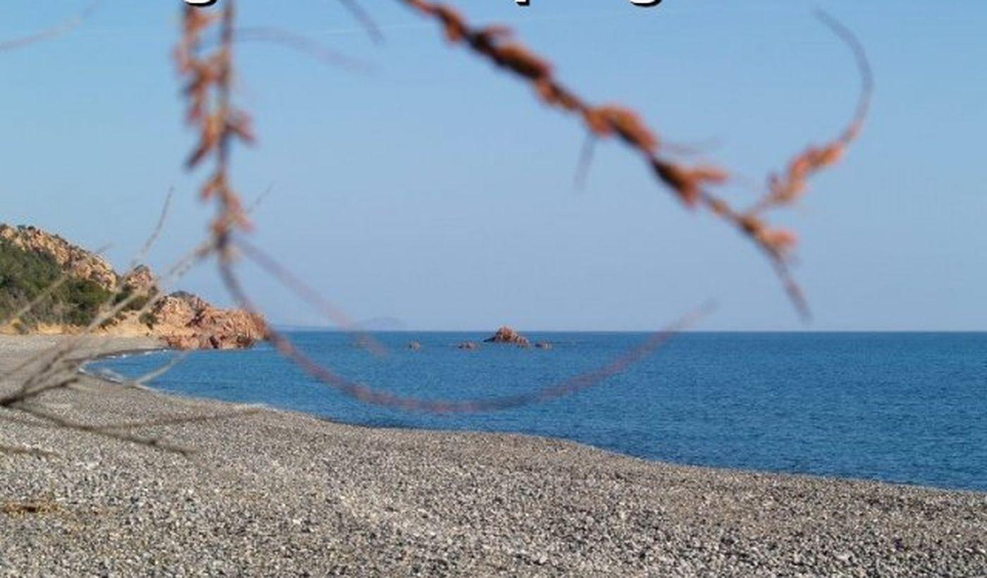 Der Strand in Sardinien