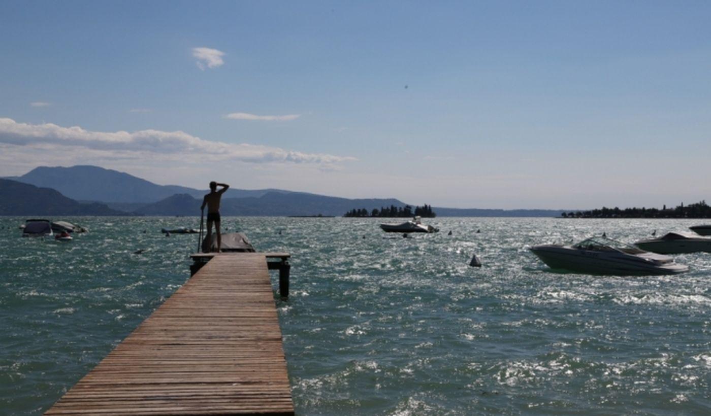 Camping Village on the lake Garda