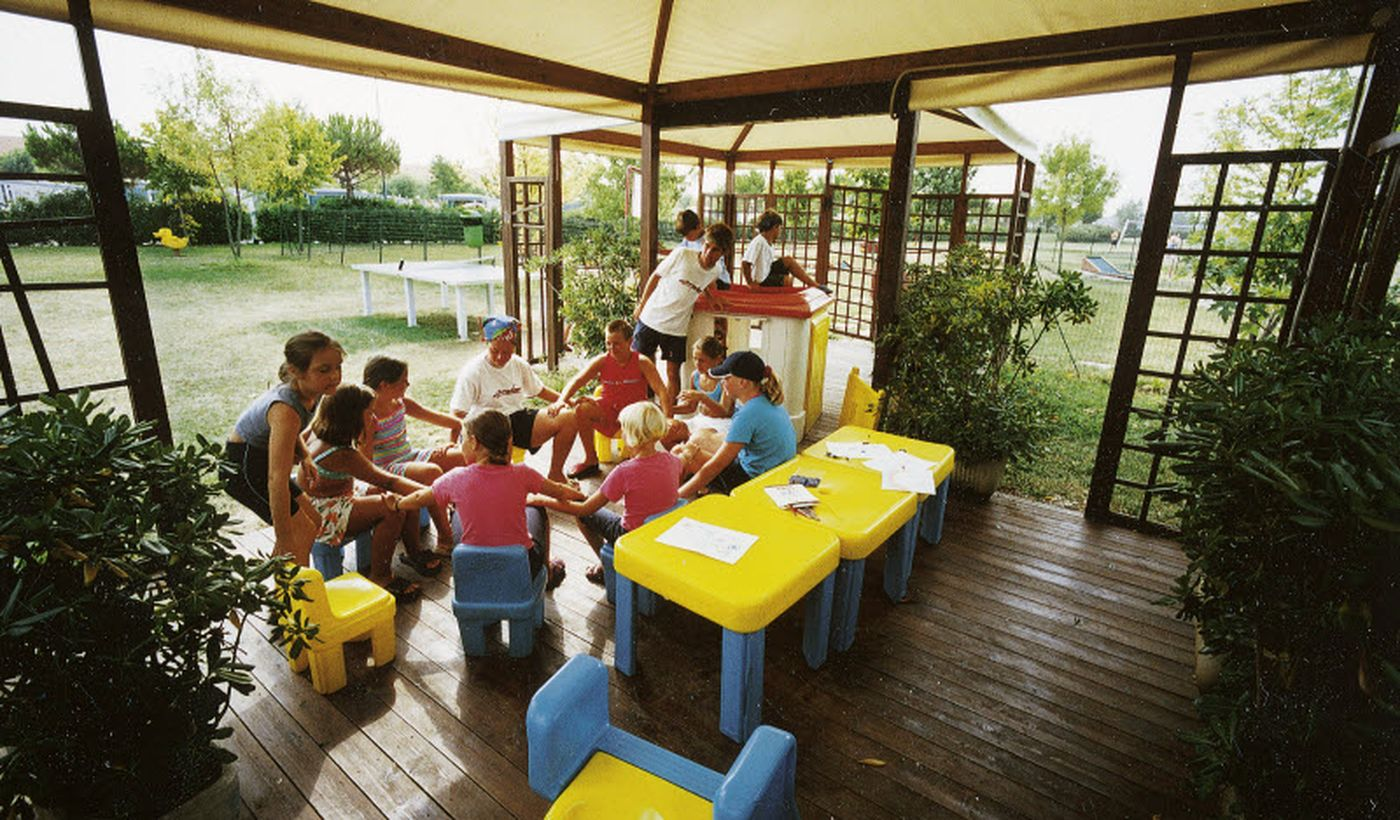 Camping Village con mini club