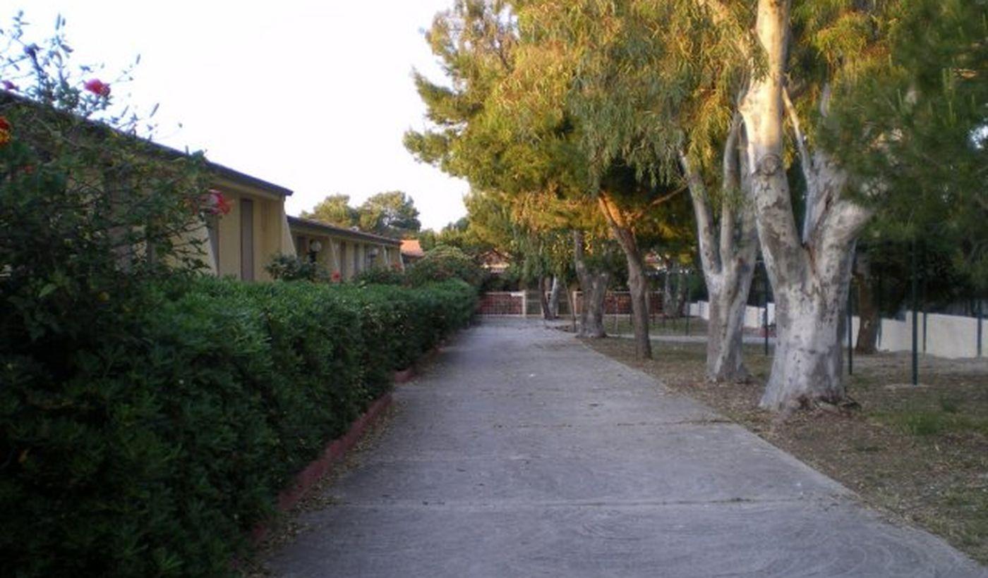 Villaggio con bungalows in Sicilia