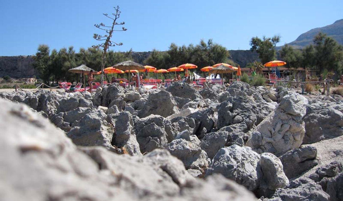 Playa en Sicilia