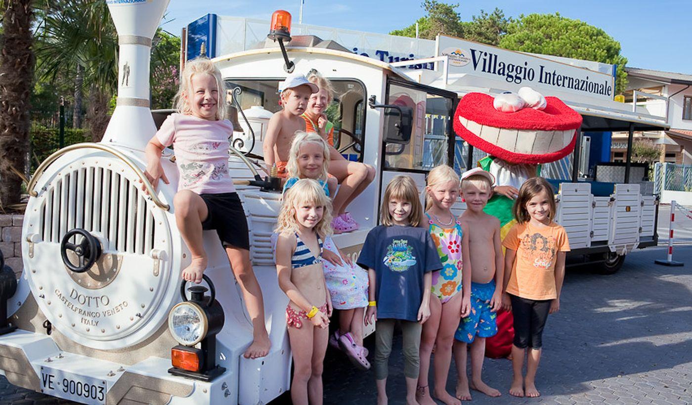 Camping Village per famiglie con bambini