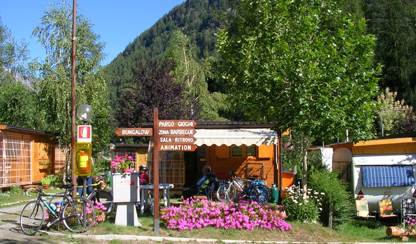 Camping Cevedale, Trentino-Alto Adige