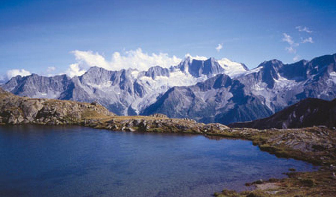 Panorama del Trentino Alto Adige