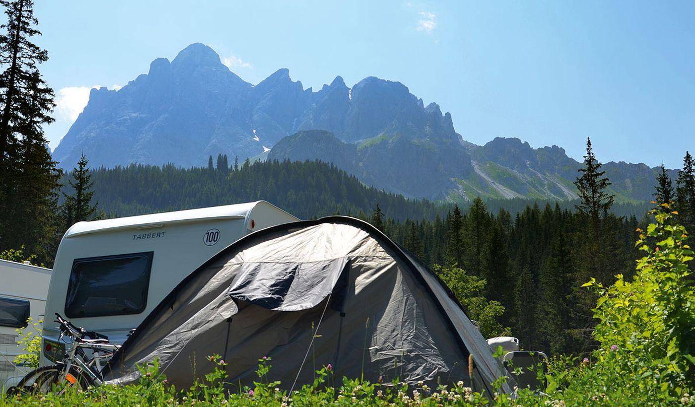 Camping Caravan Park Sexten