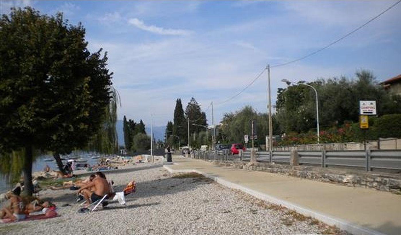 Camping a Torri del Benaco
