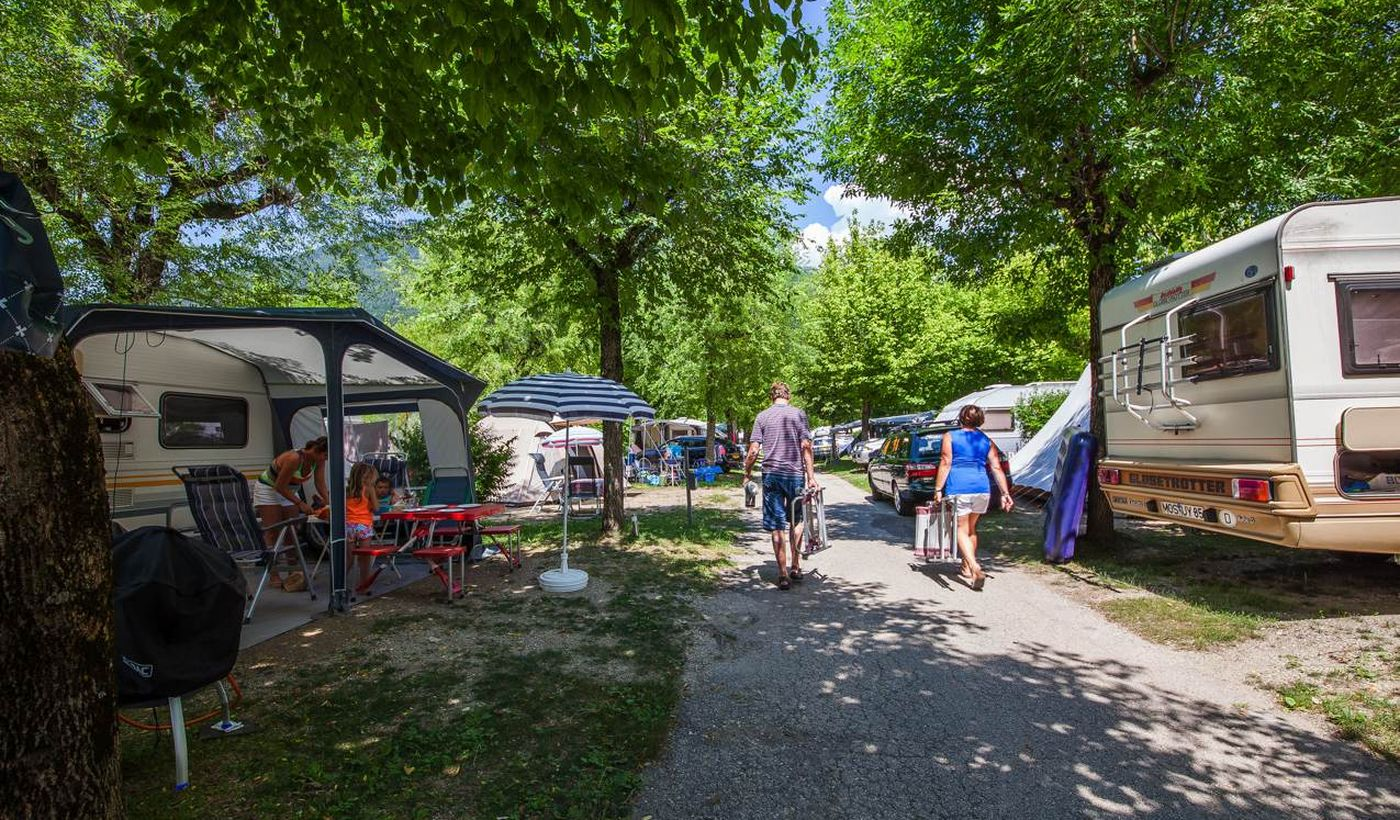 Camping a Levico Terme