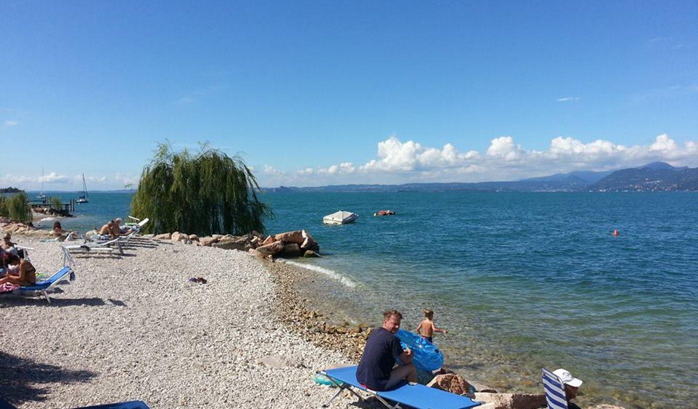 La Spiaggia del Camping Spiaggia d'Oro