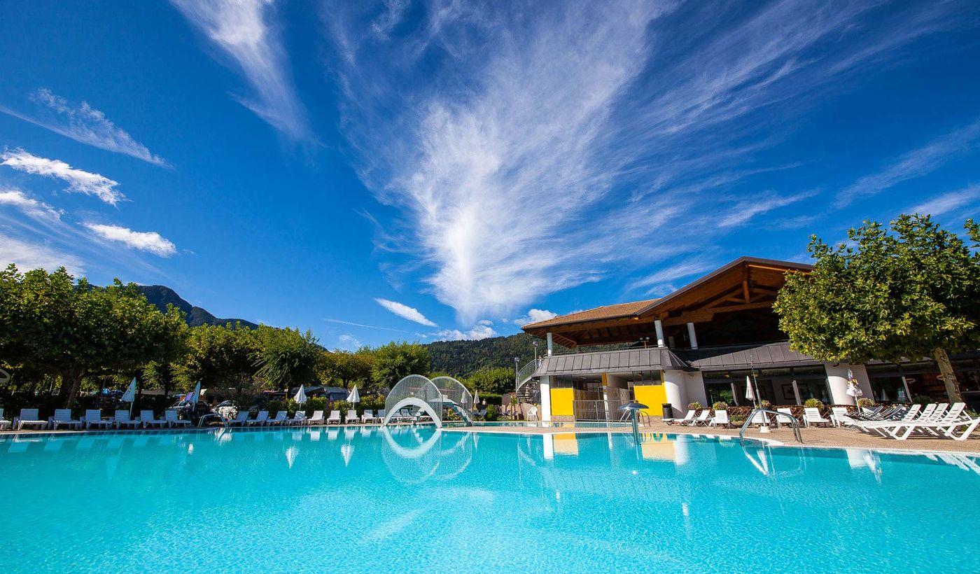 Camping Mario Village, Trentino-Alto Adige