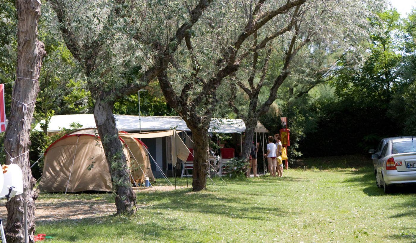 Camping in Cavallino Treporti