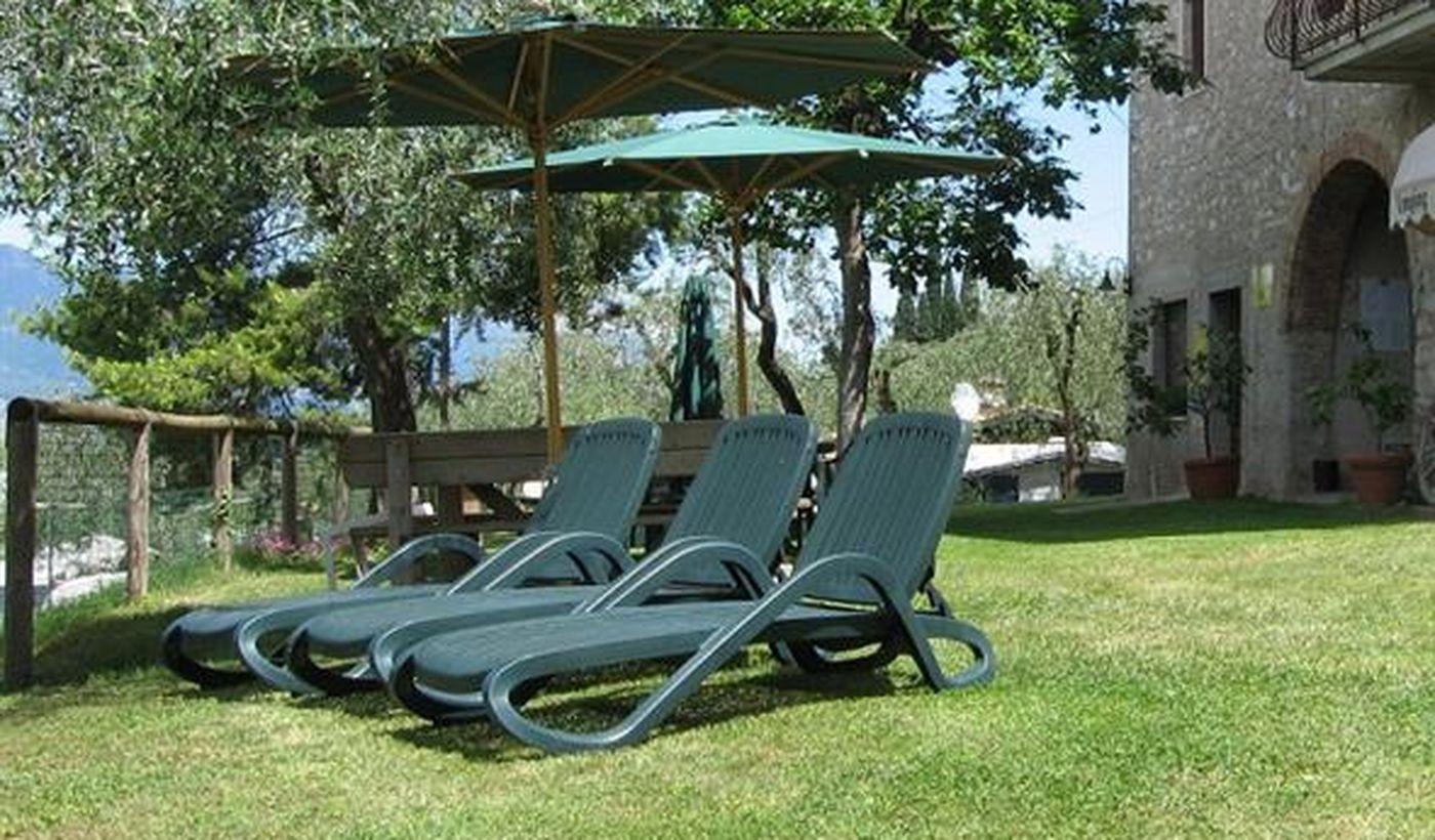 Camping with Solarium in Torri del Benaco