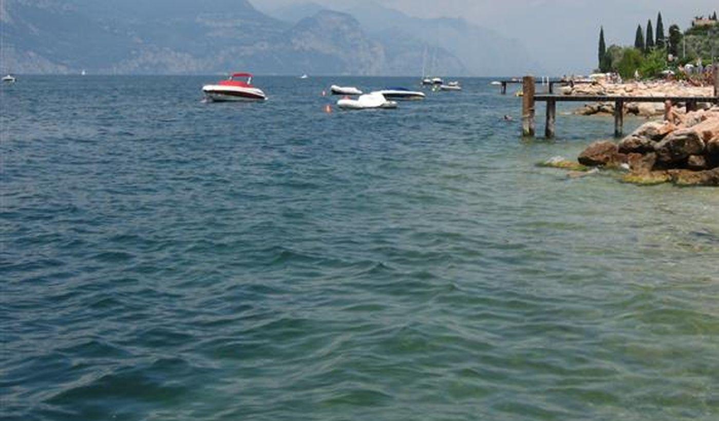 Camping on The Lake Garda
