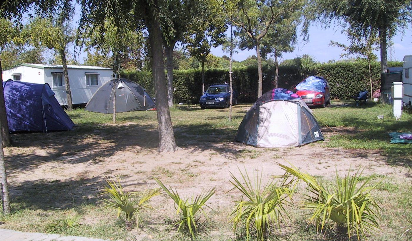 Campeggio a Cavallino Treporti