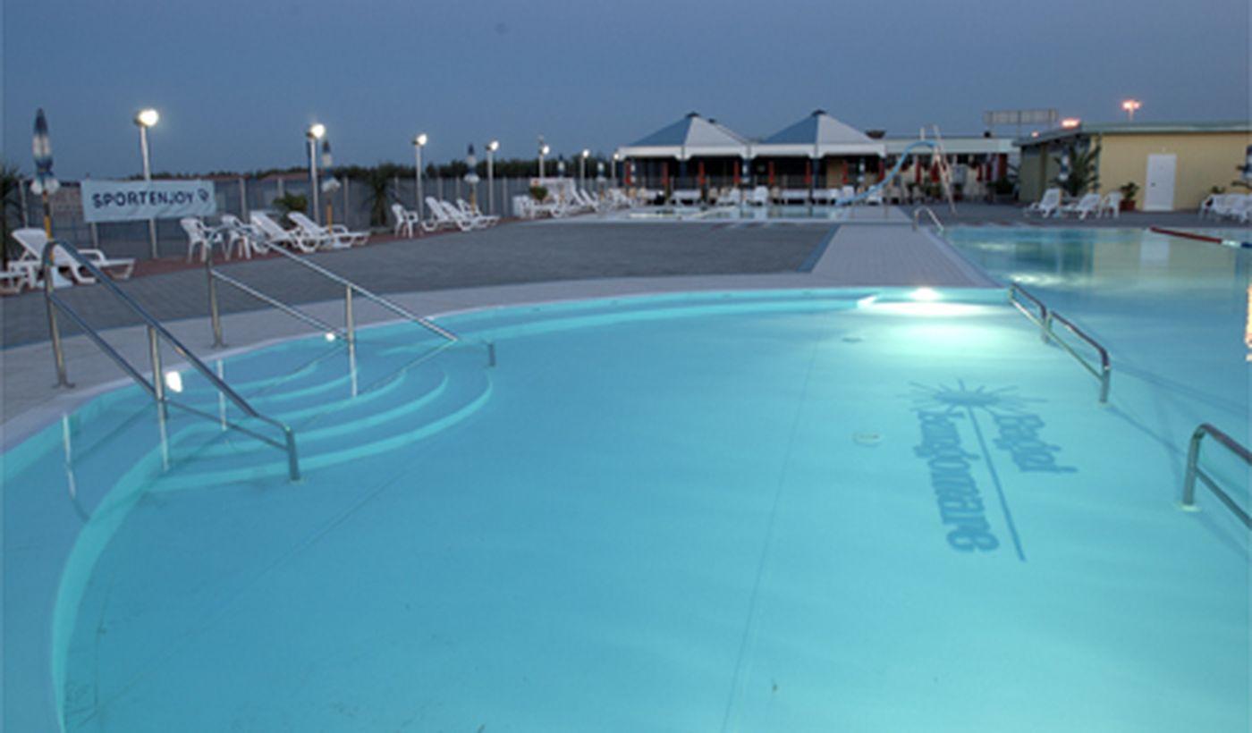 Camping mit Pool in Venetien