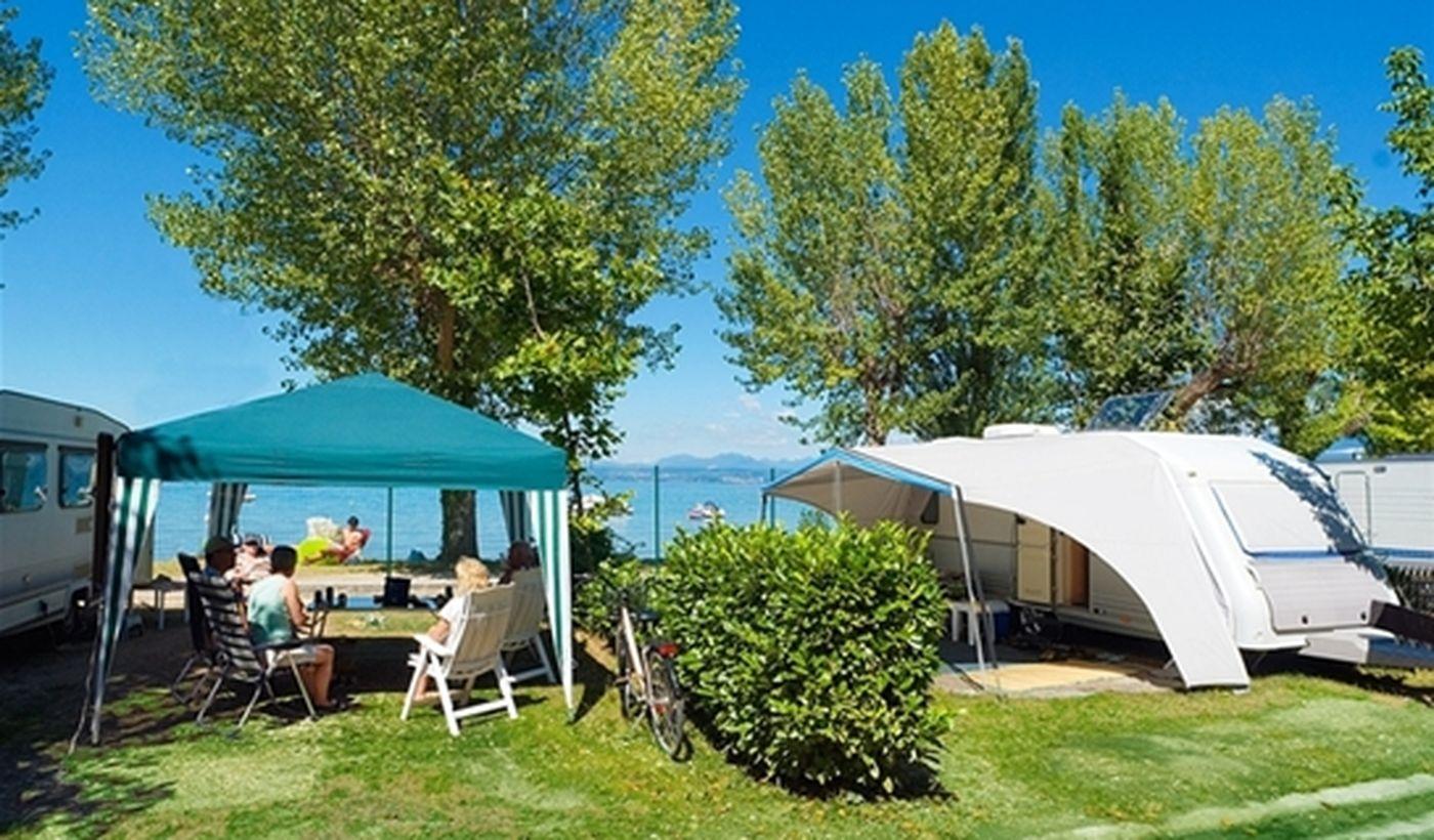 Camping in Venetië