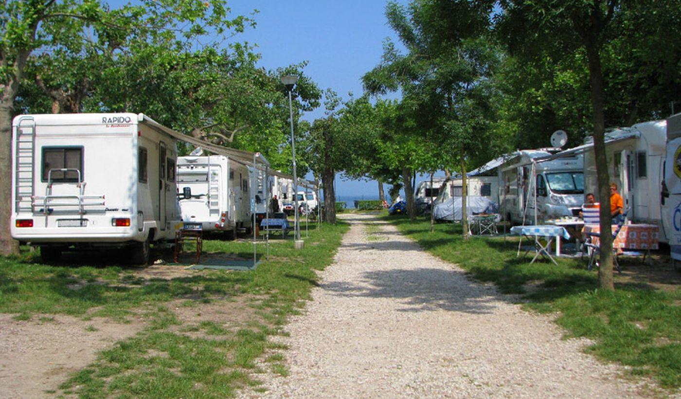 Camper Service a Castelnuovo del Garda