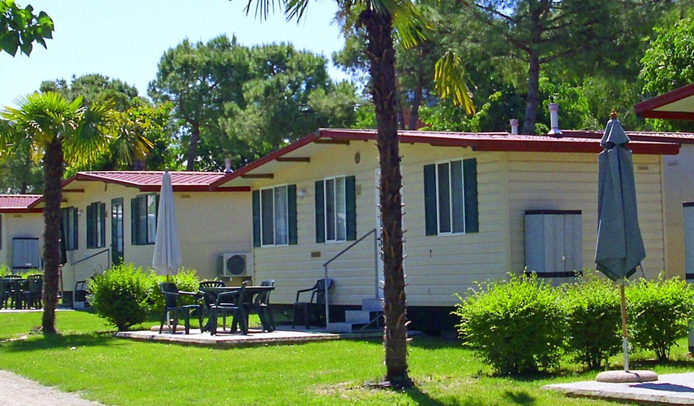 Mobile homes in Peschiera del Garda