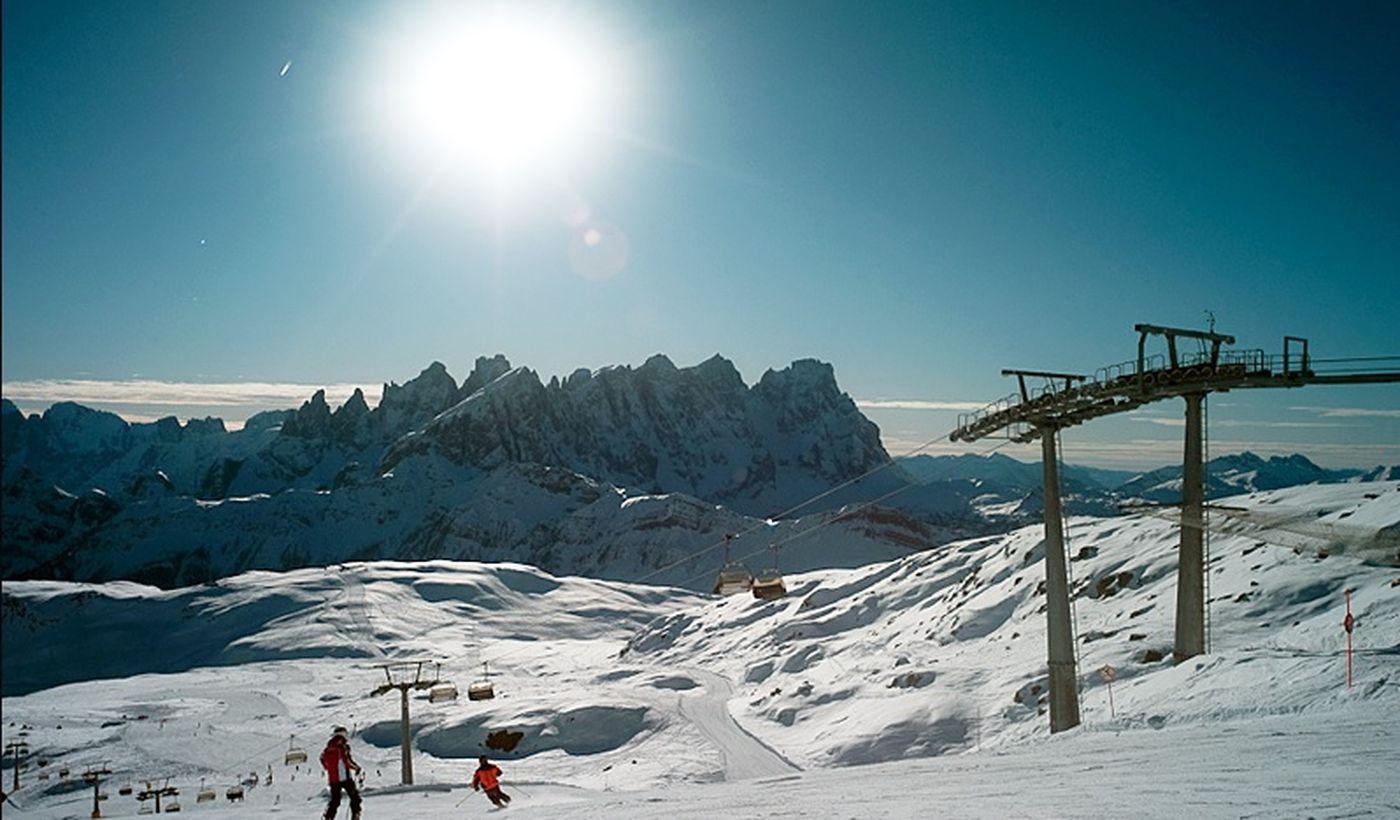 Supersky Dolomiti