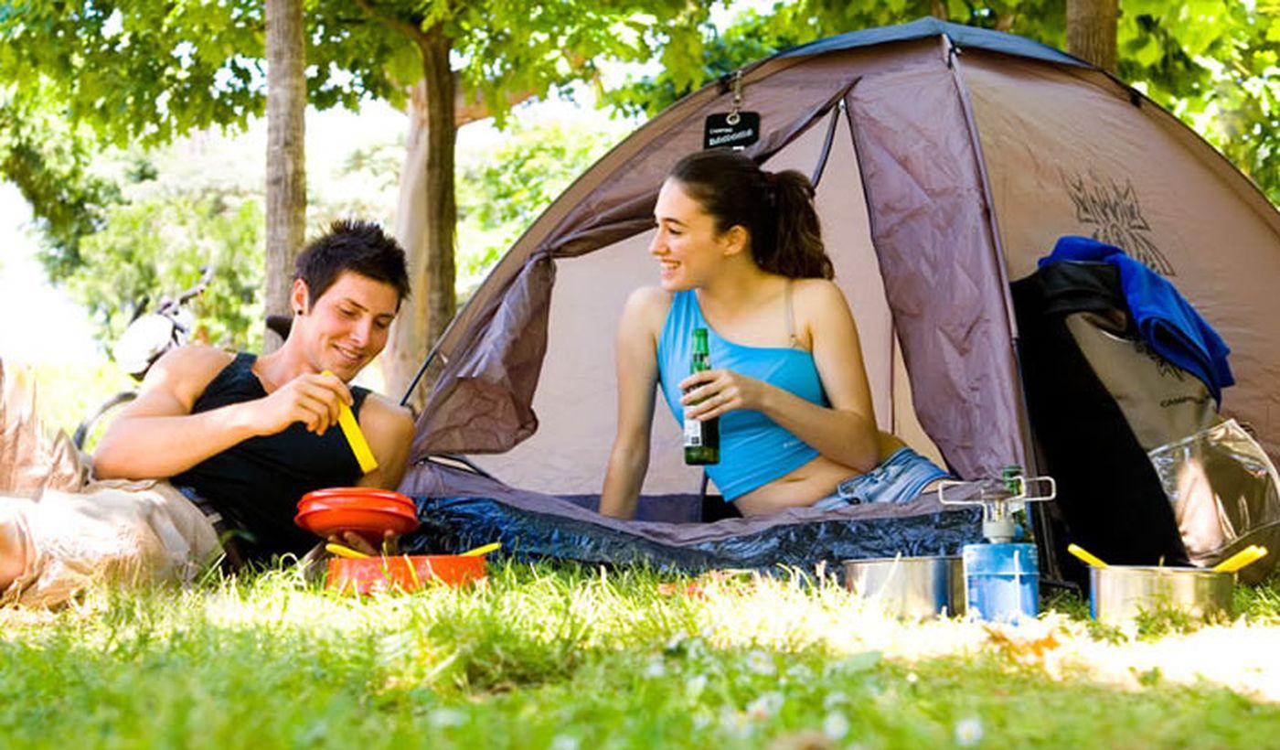 Camping Baciccia, in Liguria