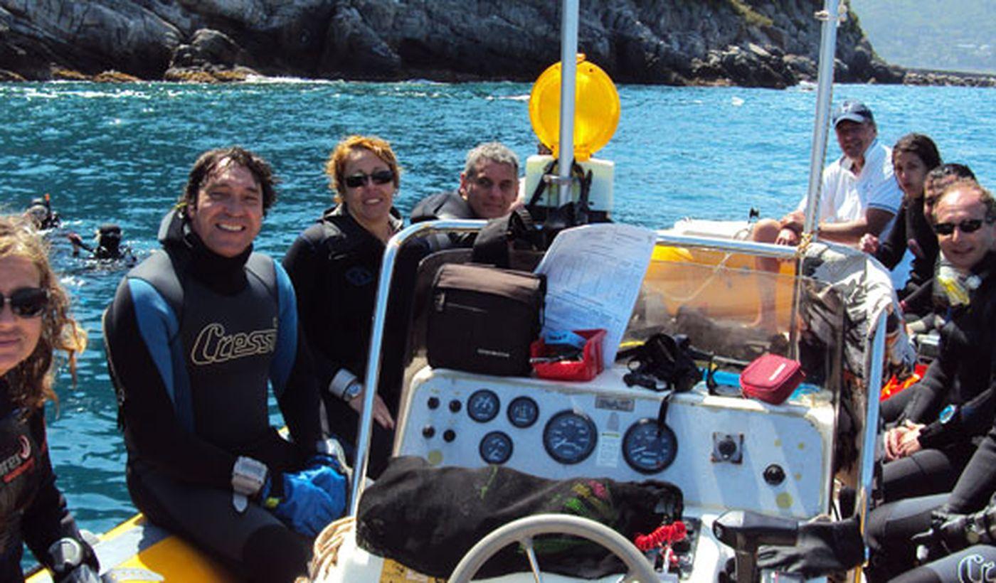 Diving del centro vacanze