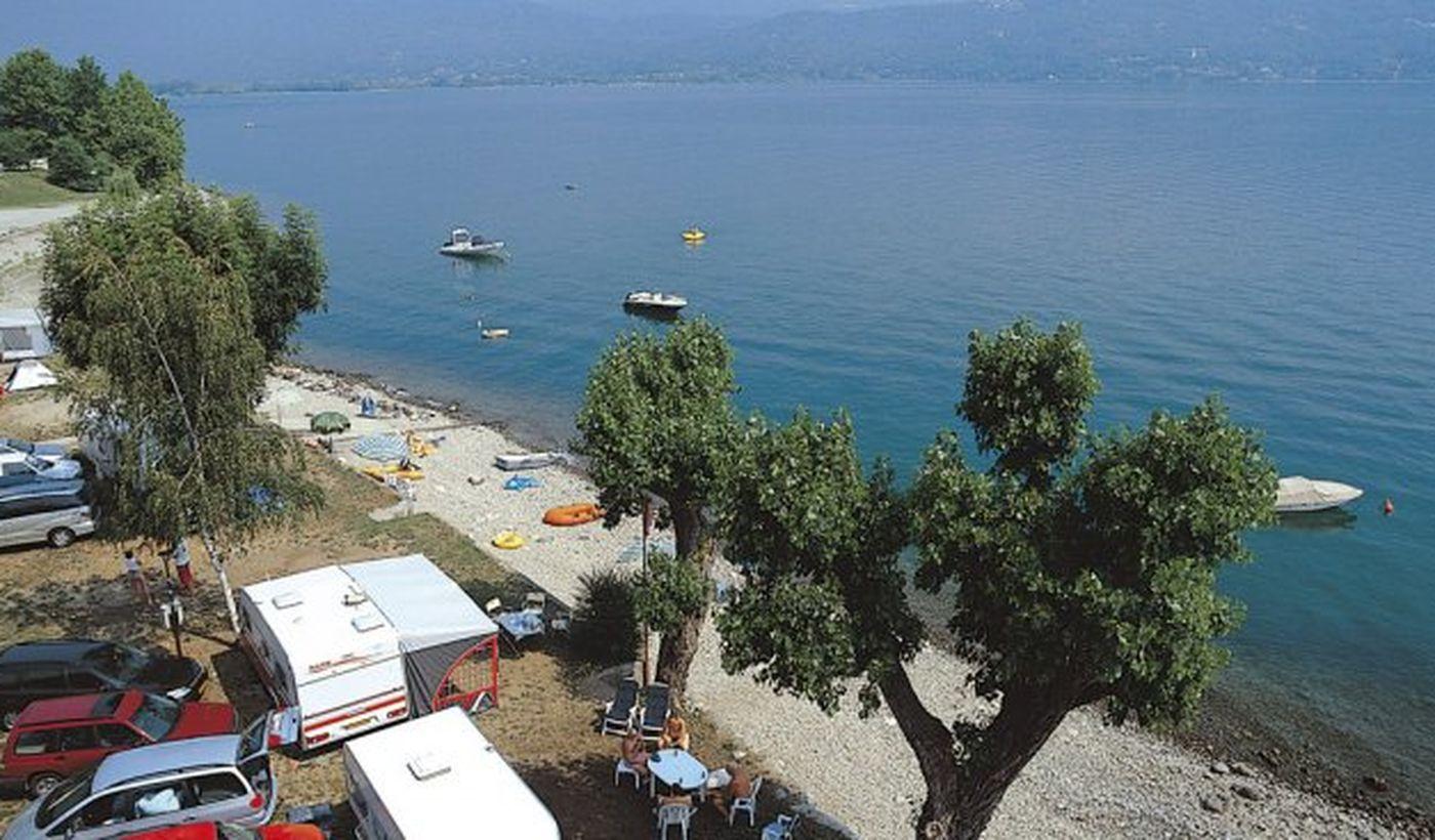 Camping Parisi sul Lago Maggiore