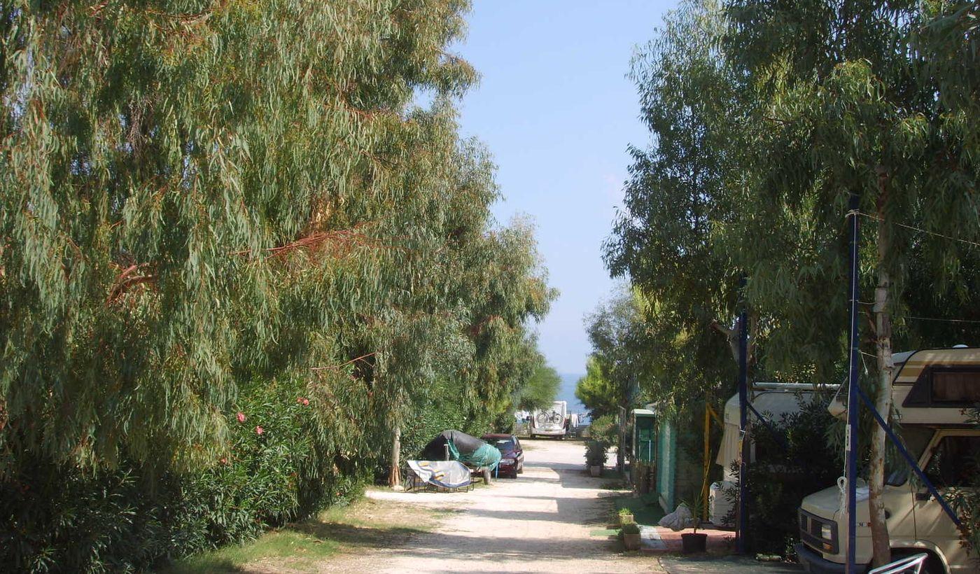 Camping Residence in Puglia