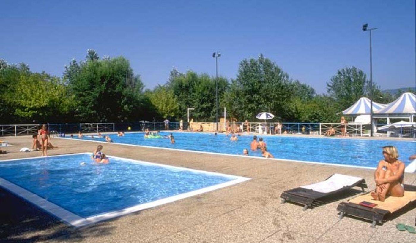 Camping con piscine