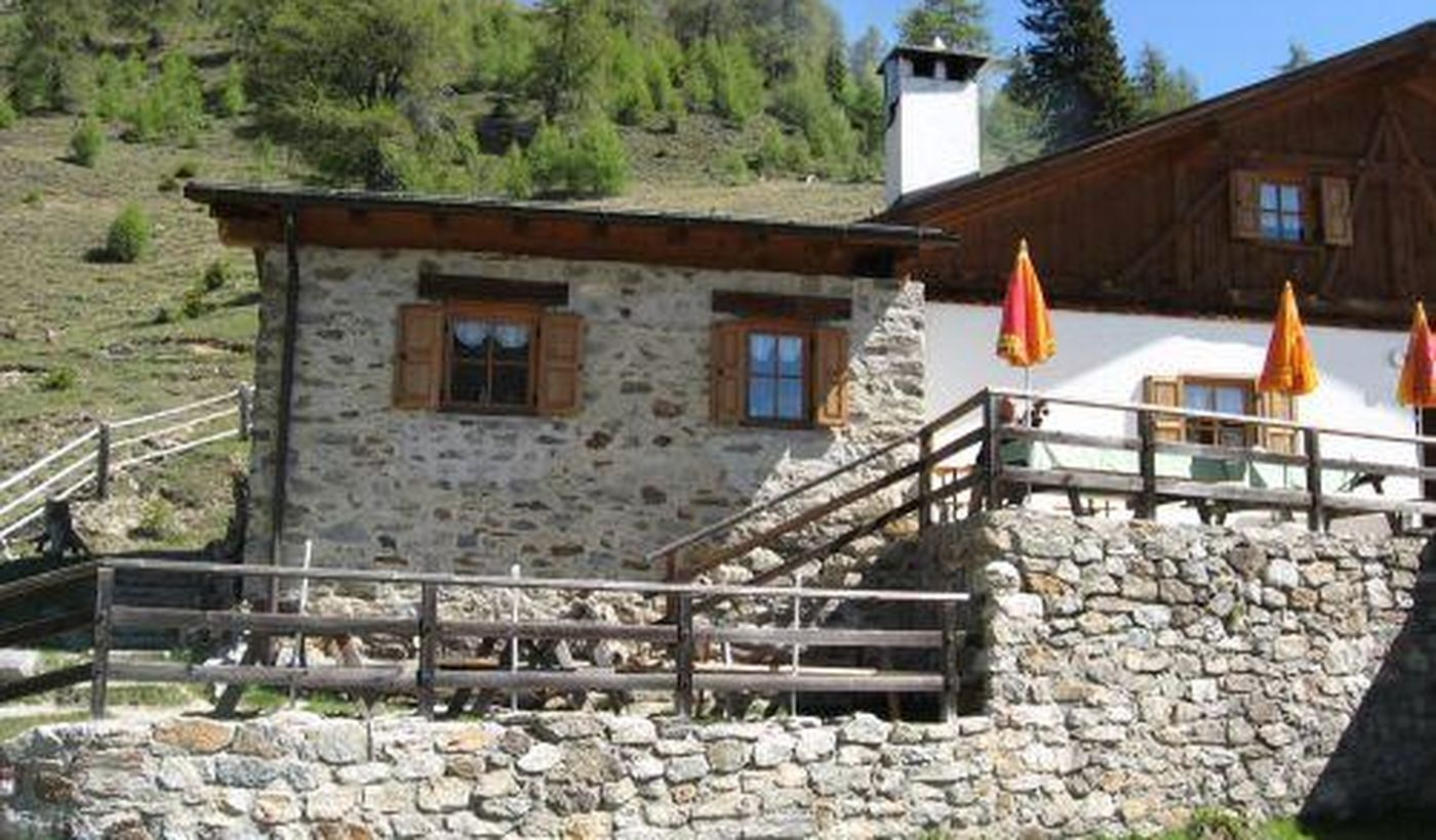 Campingplatz in Val Venosta, Trentino Alto Adige