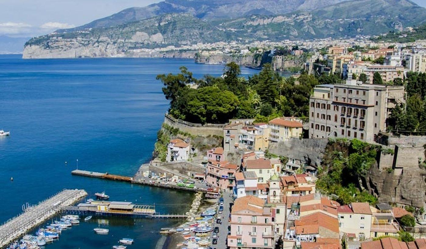 Villaggio Turistico nella Penisola Sorrentina, Campania