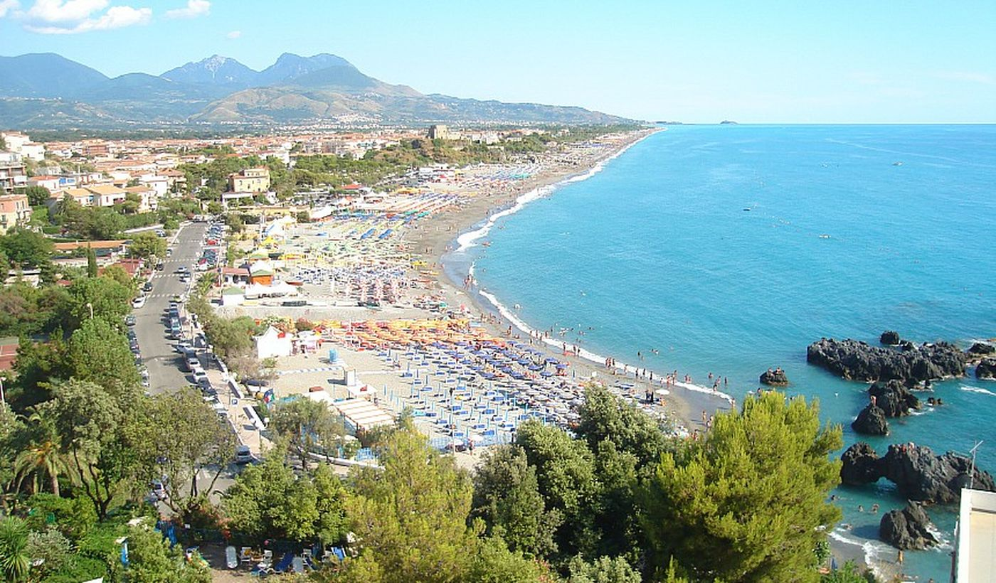 Camping Village a Scalea, Calabria