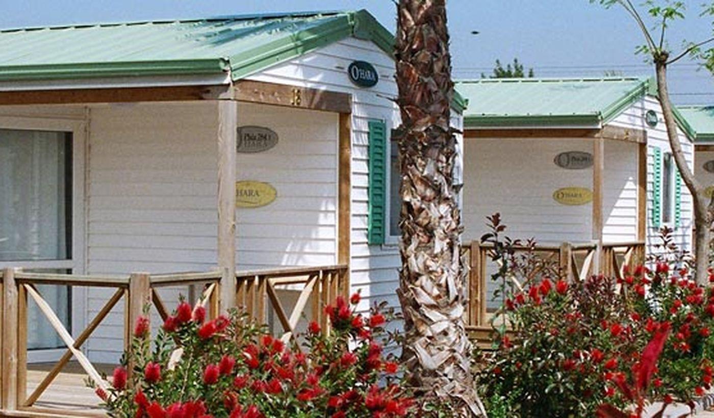 Camping Village en Cambrils, Cataluña