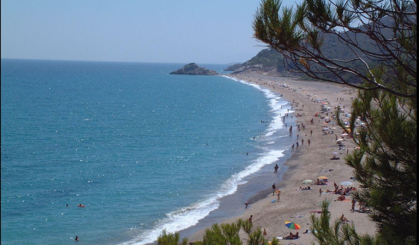 La Spiaggia di L'Hospitalet de l'Infant