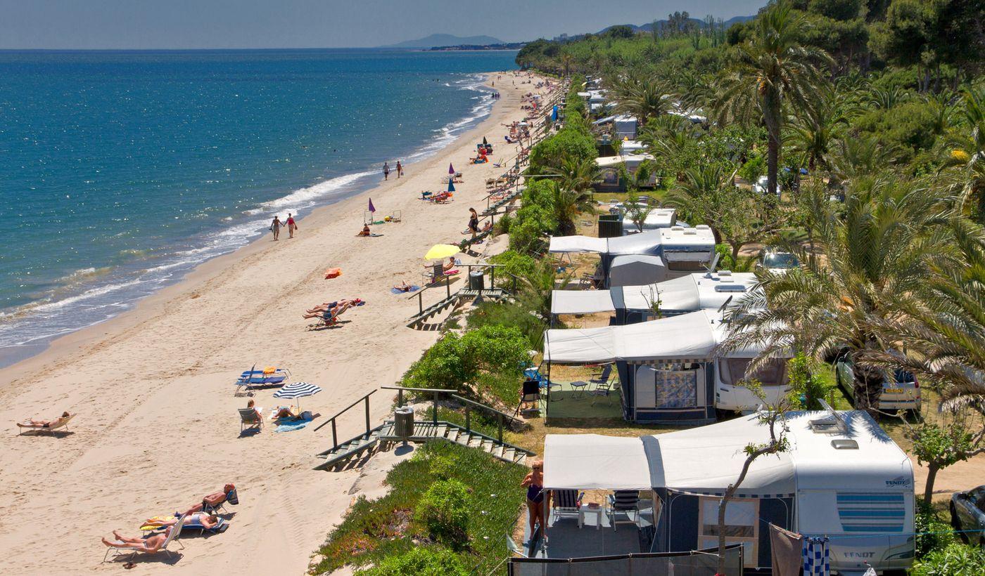 La playa de Miami Platja