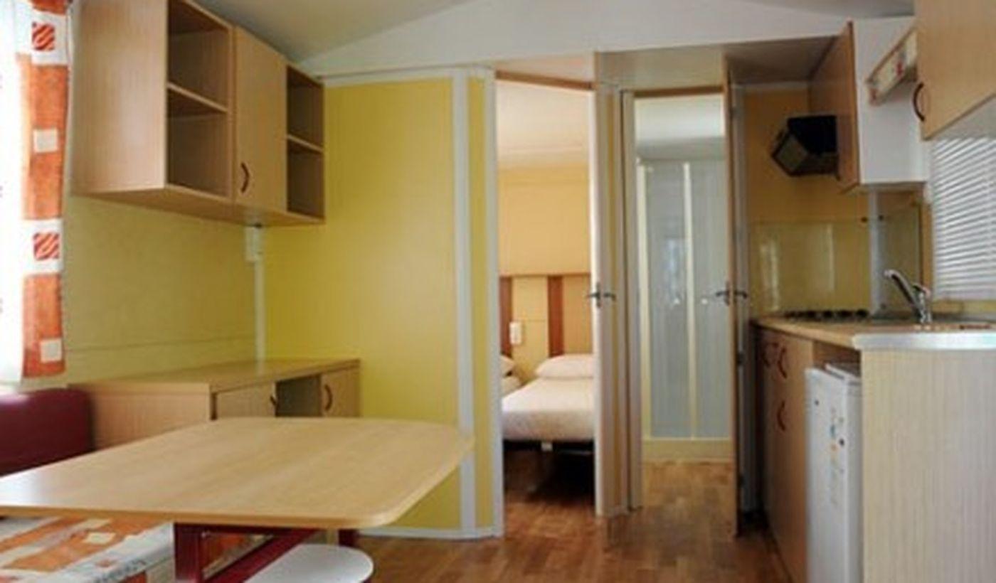 Villaggio con bungalow, in Molise