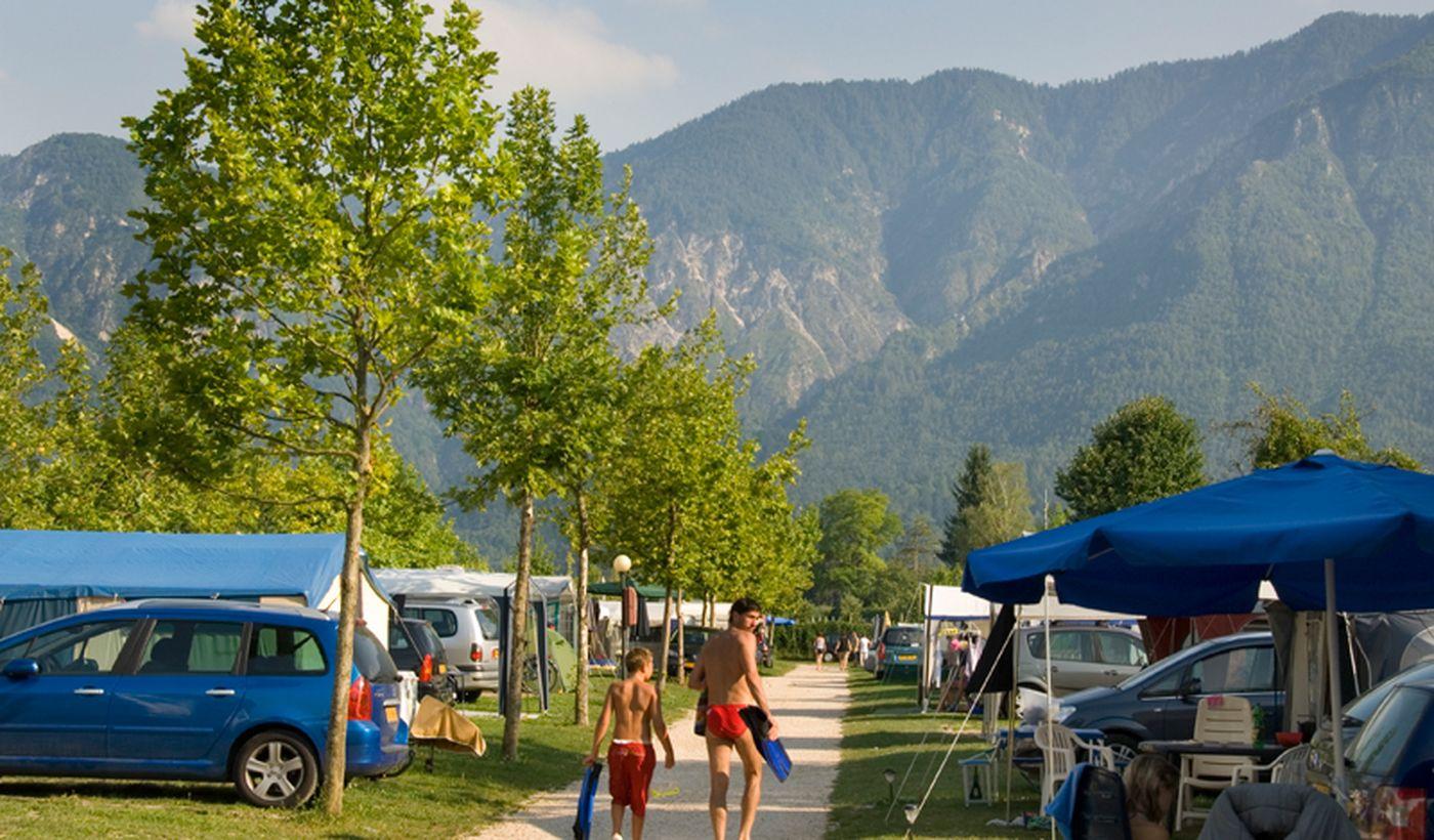 Feriendorf am Lago di Caldonazzo, Trentino Alto Adige