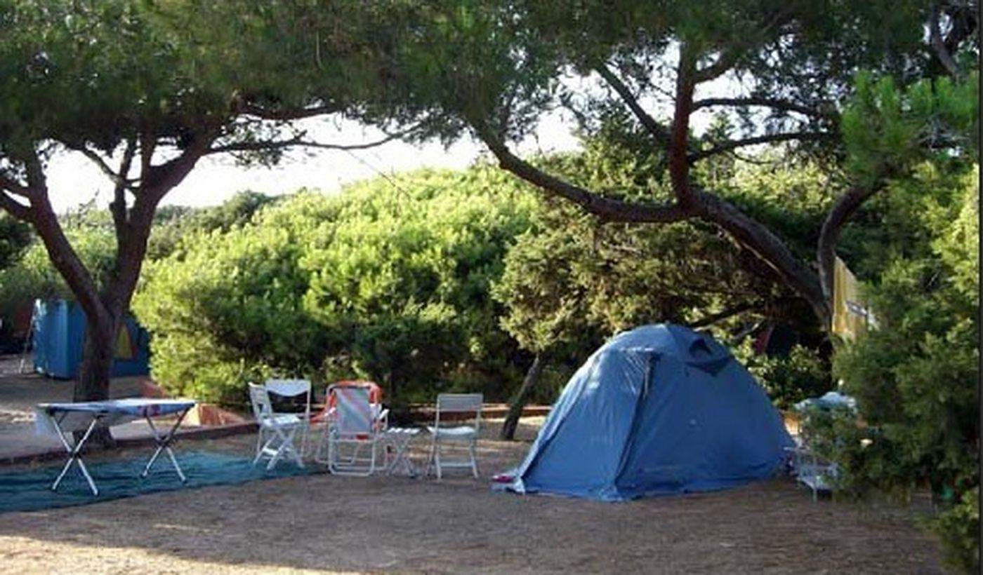 Camping pour les familles à Valledoria