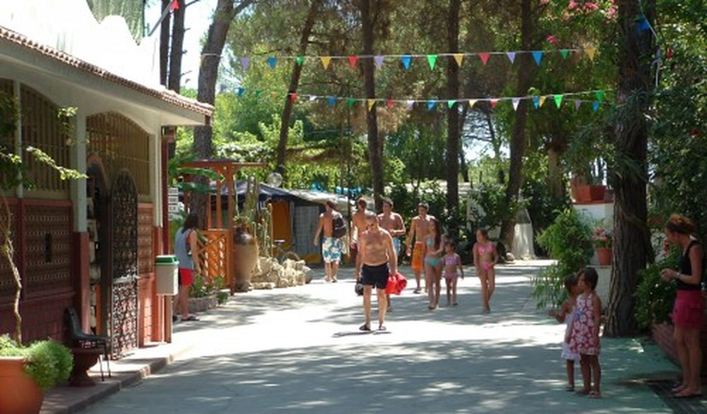 Camping Village per Famiglie in Calabria