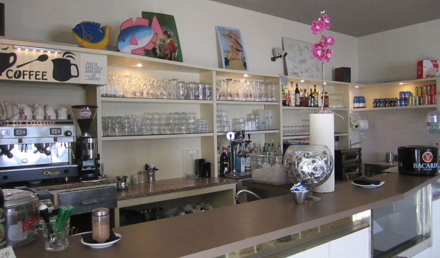 Bar des Camping Quai