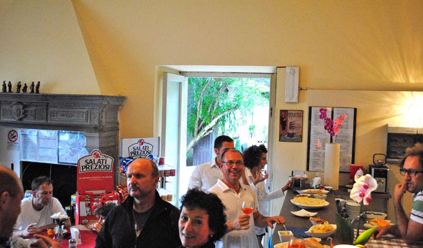 Feriendorf für Familien in Iseo, Lombardei