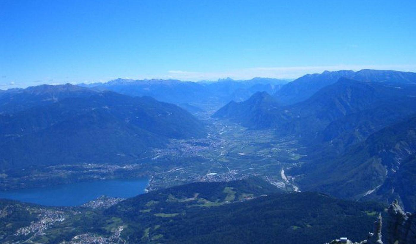 Campingplatz am Lago di Caldonazzo, Trentino-sudtirol